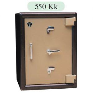 ۵۵۰KK دو قفل