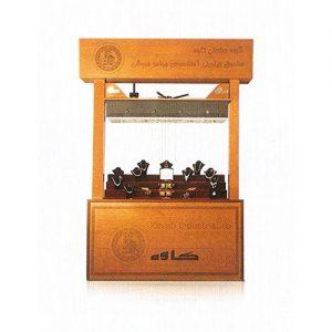 صندوق ویترینی آسانسوری جواهر فروشی